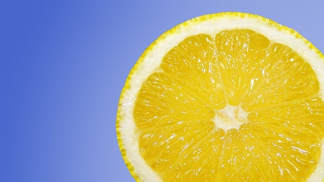 citron et ostéopathie