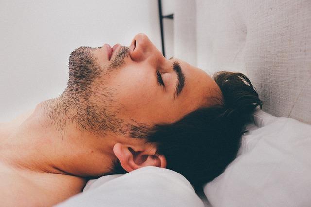 oreiller pour dormir sur le dos ostéopathe