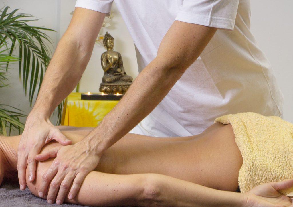 soigner une douleur à l'épaule