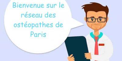 Ostéopathe Paris