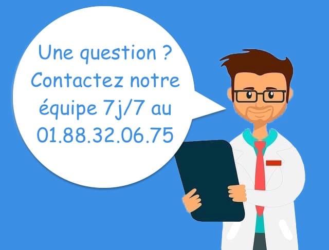 contacter un ostéopathe à Paris